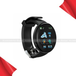 D18 Smart Watch Bracelet Heart Rate Monitor Fitness Tracker
