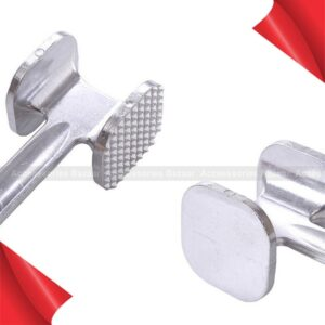 2 in 1 Baking Minced Meat Hammer Loose Steak Aluminum Alloy