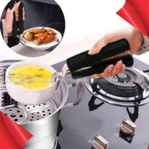 Stainless Steel Pot Pan Bowl Dish Plate Gripper Clip Kitchen Tool