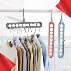 Durable Space Saving Clothes Towel Hook Hanger Closet