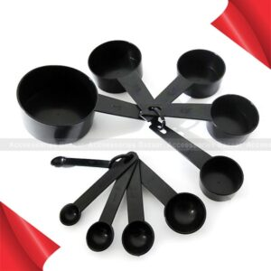 10PCS Durable Kitchen Baking Cooking Tools Measuring Spoon Cup
