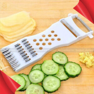 Slicer Salad Kitchen Shredder Cheese Fruits Carrot Cutter Grater Modern Family