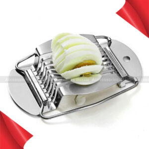 Slicers Stainless Steel Boiled Egg Section Cutter Mushroom Tomato Cutter