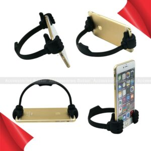 Thumb Design Mobile OK Stand Holder Universal For All Mobile Phones