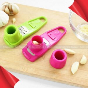 Kitchen Household Grinding Multifunction Garlic Ginger Mill