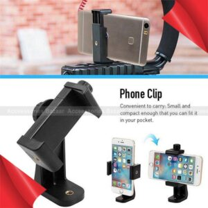 Universal Smartphone Tripod Adapter Holder Mount For Phone Camera