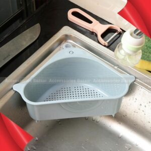 Kitchen Sink Storage Rack Multi Purpose Washing Bowl Sponge Drain