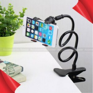 Universal Flexible Mobile Snake Stand Holder With Firm Mobile Grip