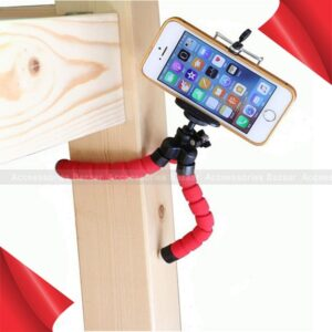 Flexible Tripod Holder Mount Stand For Camera Mobile Phone