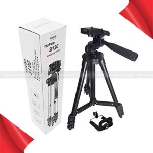 3120 Tripod adjustable portable  Mobile Camera Stand