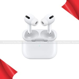 Airpods Pro White 5.0 Pro Active Noise Cancellation Earbuds