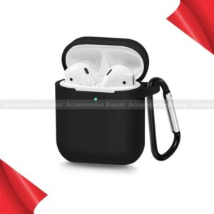 AirPods Case waterproof shockproof Cover with Keychain