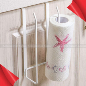 Kitchen Tissue Holder Hanging Bathroom Toilet Roll Paper