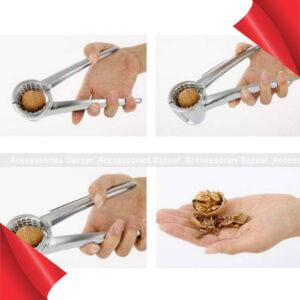 Walnut traditional Cracker Walnut, Whole Almonds, hazelnut, brazil nuts