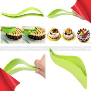 Slicer Server Plastic Cutter Slice Knife One-piece Cake Sheet Bread