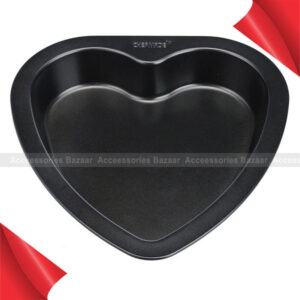 Heart shaped Cake Mold Baking Carbon Steel Non Stick
