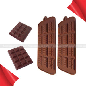 12 Even Diy Chocolate Chip Mold Waffle Pudding Baking Tool Cake Decoration