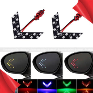 LED Arrow Panels For Car Side Mirror Turn Signal Lights