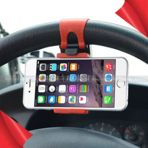 60 °Rotating Car Steering Wheel phone Holder