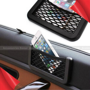 Automotive Pocket Organizer Bag For Mobile Phone Holder Visor Box