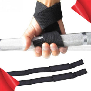 Lot Gym Power Training Weight Lifting Straps Wraps Hand Bar Wrist Support New
