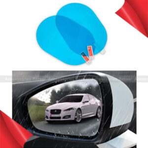 2 Pack High Quality PET Protective Rain Shield Anti-fog Soft Film Protective Film