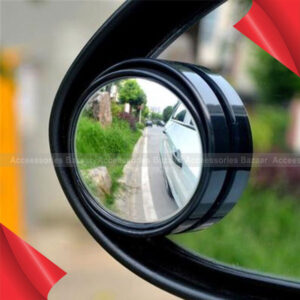Car Rearview Blind Spots Small Round Mirror