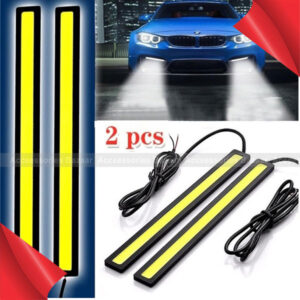 2pcs Car Styling 17cm 12V Led Strip DRL Daytime Running Lights