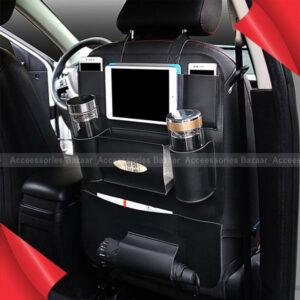 Universal Car Seat Organizer Automobile Back Seat Bag Storage