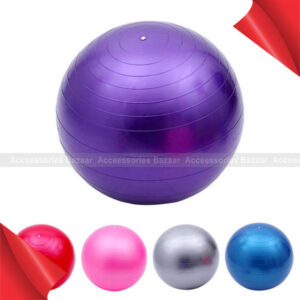 85cm Exercise Yoga Ball Chair Fitness Gym Pilates Balance Stability