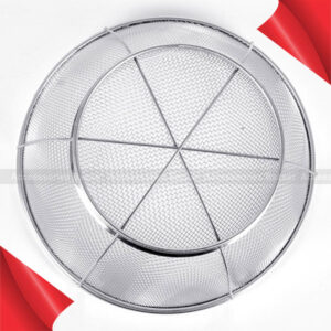 Rice Sieve Washing Bowl Food Vegetables Cleaning Strainer Drain Basket