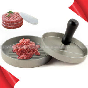 Non-stick Hamburger Patties Maker Beef Grill Mold Making  Perfect Patties Homemade Aluminum Maker