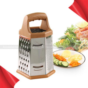 Good Quality Multifunctional Six-Sided Vegetable Cutter Grater Vegetable Planer