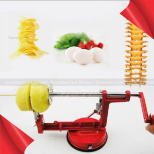 Apple Peeler Fruit Peeler Slicing Machine  Apple Fruit Machine Peeled