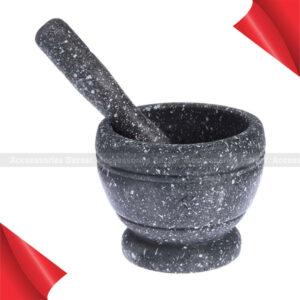 Garlic Masher Garlic Jar Garlic Bowl Mashing Medicine Jar Household
