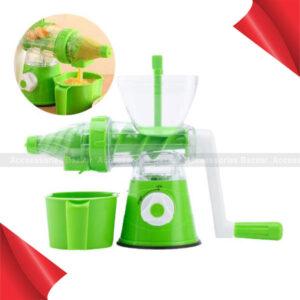 1 Set Juicer Multi-purpose Maximum Manual PP Slower Kitchen Juicer Juice