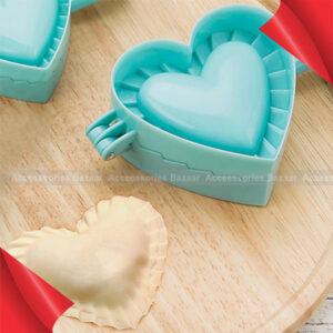 Kitchen Heart Butterfly Flower Shape Dumpling Mold DIY Dough Pie Baking Tool