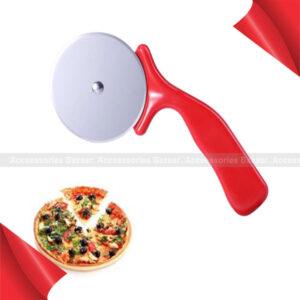 Stainless Steel Wheel Slicer Pastry Nonstick Pancake Pizza Cutter