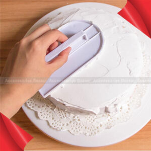 Cake Smoother Polisher Tools Cutter Decorating Fondant Sugar Mold