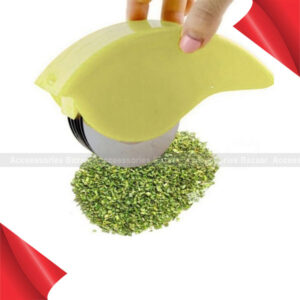 Stainless Steel Roller Cut Vegetables Onions Chopped Green Pepper