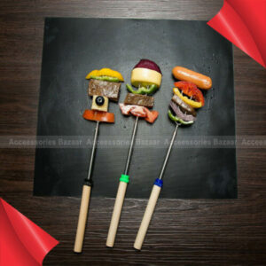 Non-stick BBQ Grill Pad Barbecue Baking Reusable Teflon Cooking Plate