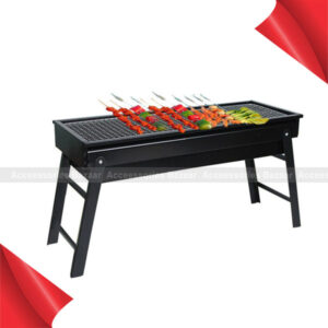 Smokeless Picnic Folding Charcoal Grill Barbecue Oven BBQ Grill BBQ Tool