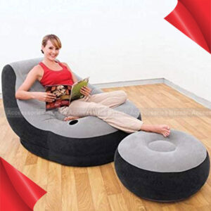 Inflatable Sofa Bed Air Sofa Chair With Air Pump