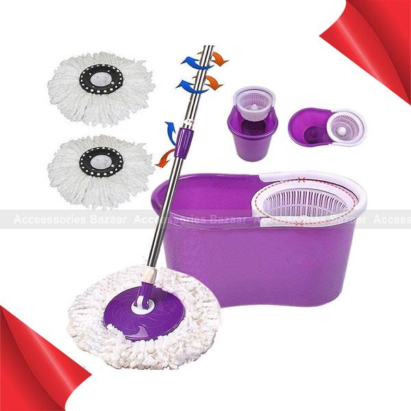 Spin Wet Mop
