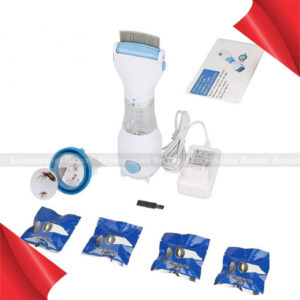 Automatic Head Lice Eliminator Pet Hair Cleaner Safe Electric Pet Lice Comb