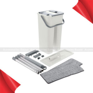 Automatic Spin Mop Avoid Hand Washing Cleaning Cloth Wooden Floor