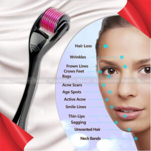Derma Roller Cosmetic Microdermabrasion Instrument For Face Absorption