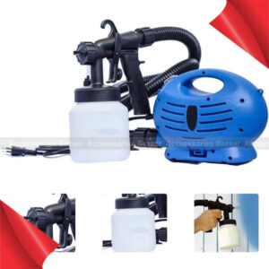 Paint Zoom Handheld Electric Sprayer Gun Kit  650 watt Spray Gun Tool