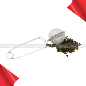 Stainless Steel  Tea Infuser In Mesh Tea Ball Tea Strainer Filter with Handle